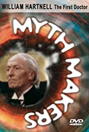 Myth Makers: William Hartnell Poster
