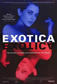 Exotica (1994) Poster - Movie Forum, Cast, Reviews