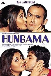 Hungama(2003) Poster - Movie Forum, Cast, Reviews