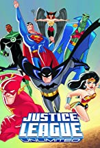Primary image for Justice League Unlimited
