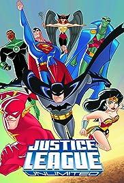 Justice League Unlimited Poster - TV Show Forum, Cast, Reviews