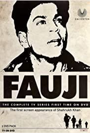 Fauji Poster - TV Show Forum, Cast, Reviews