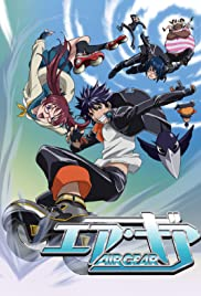 Air Gear Poster - TV Show Forum, Cast, Reviews