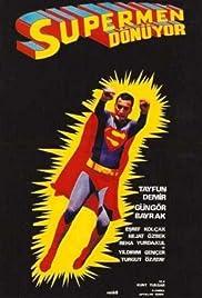 Süpermen Dönüyor(1979) Poster - Movie Forum, Cast, Reviews