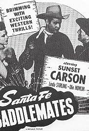 Santa Fe Saddlemates Poster