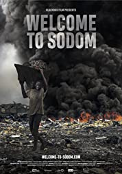 Welcome to Sodom (2018) poster