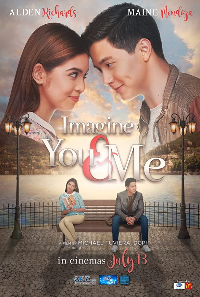 Imagine You and Me (2016) DVDRip