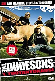 Extreme duudsonit Poster