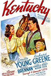 Kentucky (1938) Poster - Movie Forum, Cast, Reviews