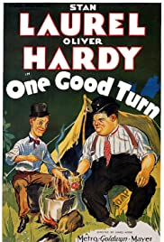 One Good Turn (1931) Poster - Movie Forum, Cast, Reviews