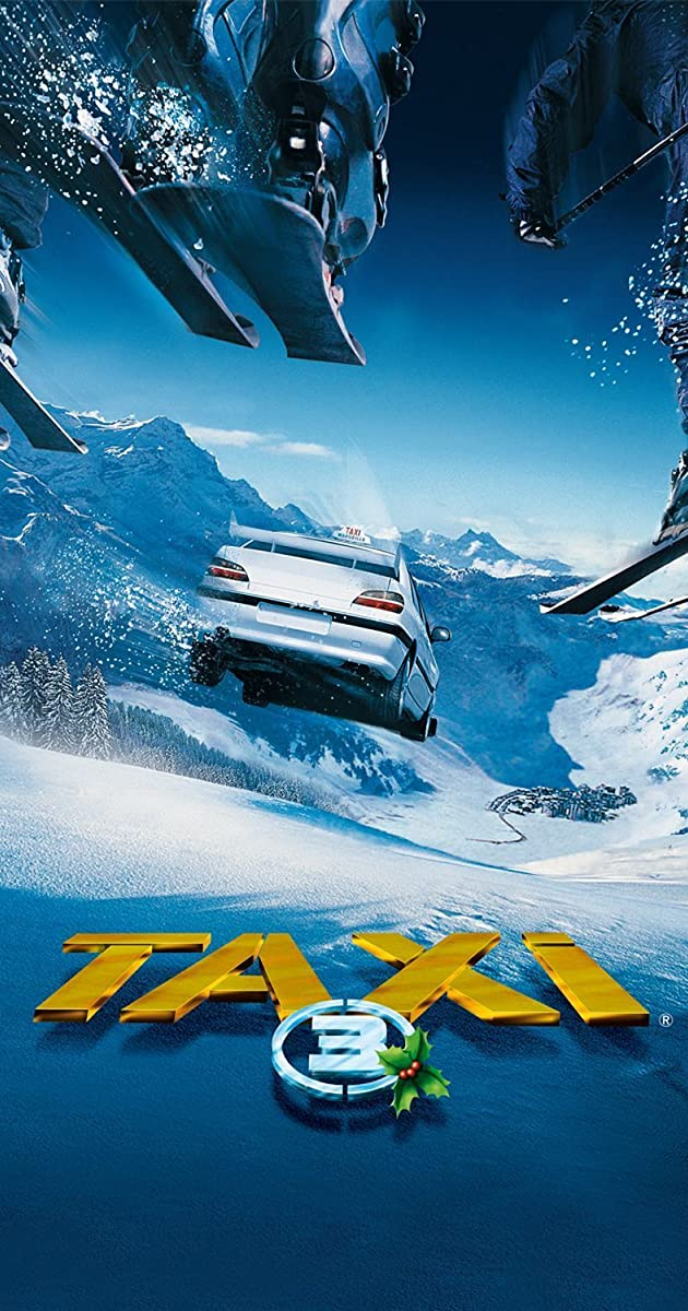 Taksi 3 / Taxi 3 (2003) Online