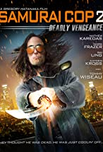 Primary image for Samurai Cop 2: Deadly Vengeance