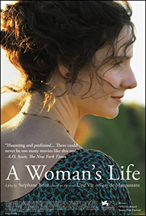 A Woman's Life poster