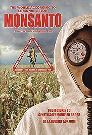 Le monde selon Monsanto Poster