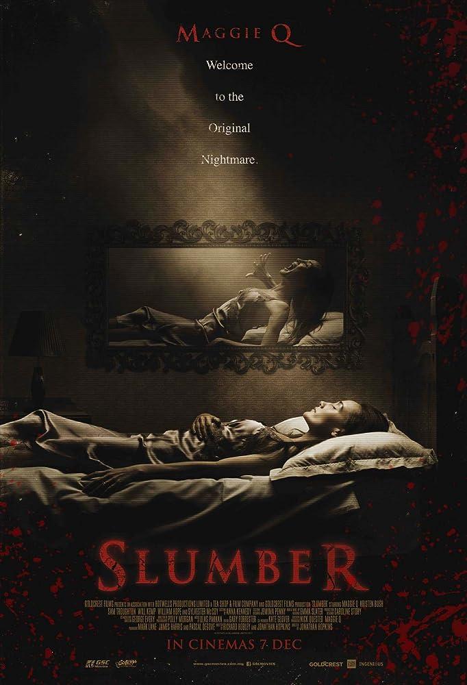 دانلود زیرنویس فارسی فیلم Slumber 2017