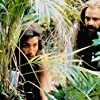 Eric Roberts and Cheech Marin in Rude Awakening (1989)