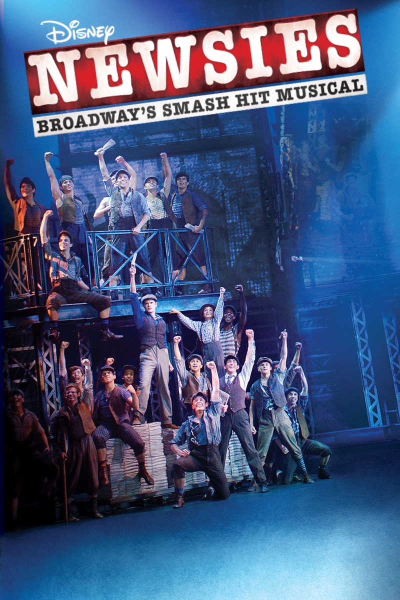 image Disney's Newsies the Broadway Musical Watch Full Movie Free Online