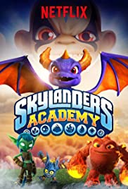 Skylanders Academy Poster - TV Show Forum, Cast, Reviews