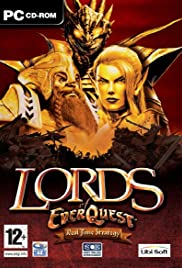 Lords of EverQuest Poster