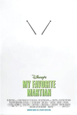 Poster Der Onkel vom Mars