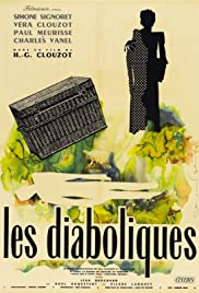 Diabolique (1955) Poster - Movie Forum, Cast, Reviews