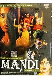 Mandi(1983) Poster - Movie Forum, Cast, Reviews