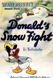 Donald's Snow Fight(1942) Poster - Movie Forum, Cast, Reviews