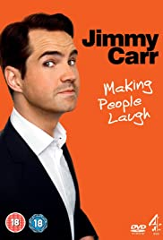 Jimmy Carr: Making People Laugh Poster