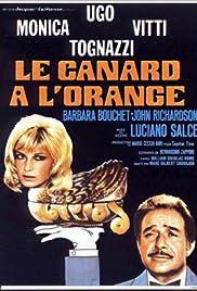 Duck in Orange Sauce Poster