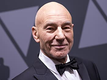 Patrick Stewart at the 2018 Science and Technical Awards Ceremony