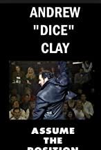 Primary image for Andrew Dice Clay: Assume the Position