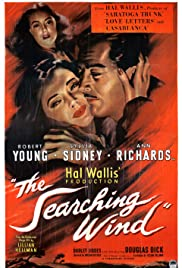 The Searching Wind Poster