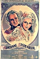 Adrienne Lecouvreur (1938) Poster