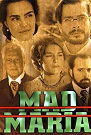 Mad Maria Poster