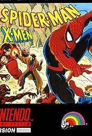 Spider-Man and the X-Men: Arcade's Revenge Poster