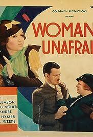 Woman Unafraid Poster