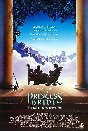 Poster Die Braut des Prinzen