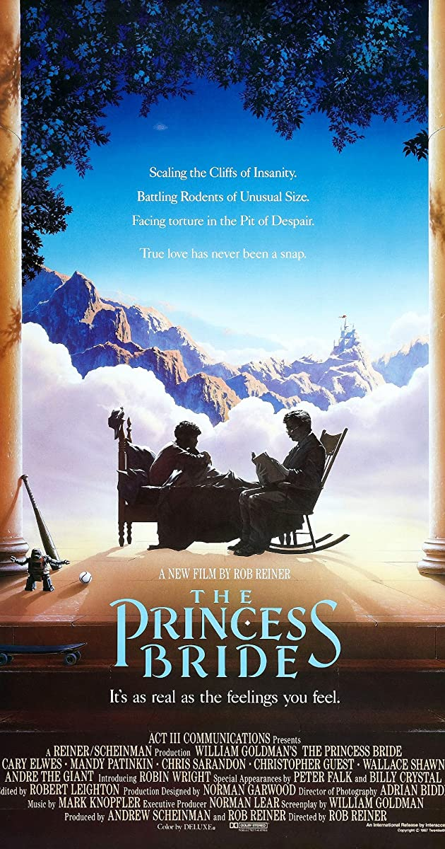 Princesė nuotaka / The Princess Bride (1987) Online