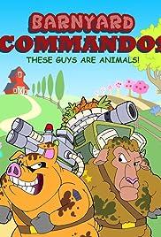 Barnyard Commandos Poster