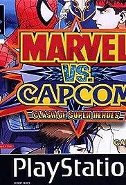 Marvel vs. Capcom: Clash of Super Heroes(1998) Poster - Movie Forum, Cast, Reviews