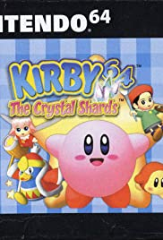 Kirby 64 Poster