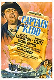 Captain Kidd Poster