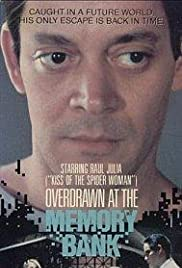Overdrawn at the Memory Bank Poster