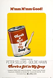 There's a Girl in My Soup (1970) Poster - Movie Forum, Cast, Reviews