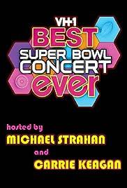 Vh1 S Best Superbowl Concert Ever Poster