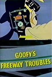 Goofy's Freeway Troubles Poster