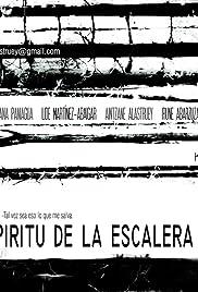 El espíritu de la escalera Poster
