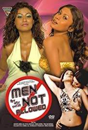 Men Not Allowed Poster