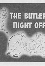 The Butler's Night Off Poster