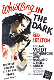 Whistling in the Dark (1941) Poster - Movie Forum, Cast, Reviews